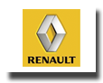 Logo for the client Renault