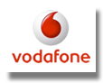 Logo for the client Vodaphone