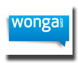 Logo for the client wonga.com